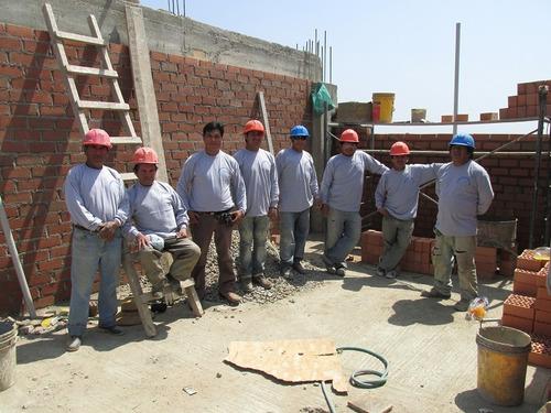 servicio de construcción remodelacion acabados
