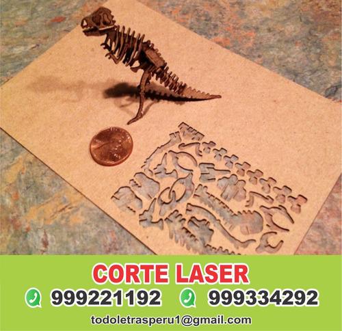 servicio de corte laser, acrilico, mdf, carton maqueta y mas