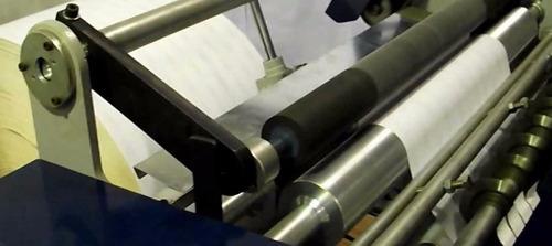 servicio de corte rebobinado bobina papel rollos resmado