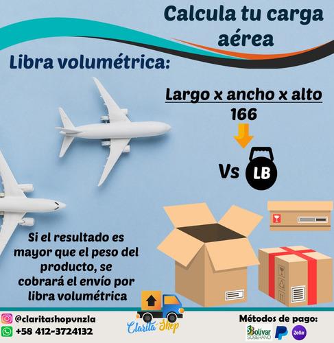 servicio de courier miami-vnzla y compras internacionales