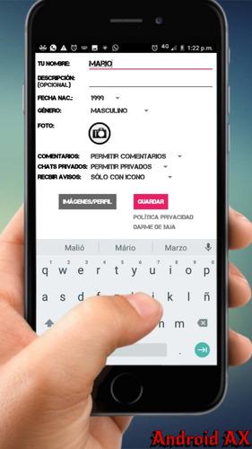 servicio de creación de aplicaciones android