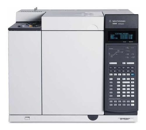 servicio de cromatografía de gases.