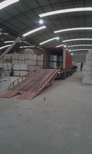 servicio de descarga/carga/desconsolidado de contenedores