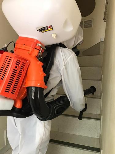 servicio de desinfeccion