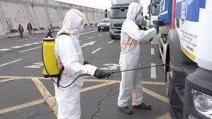 servicio de desinfeccion de locales y empresas
