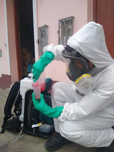 servicio de desinfeccion, fumigacion, desratizacion