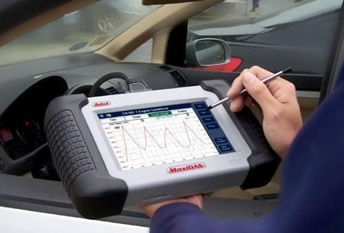 servicio de diagnostico automotriz con scanner a domicilio