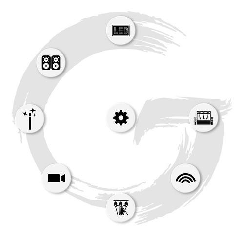 servicio de disc jockey , sonido e iluminacion ,pantalla led