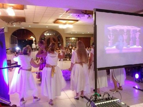 servicio de disc jockey  sonido iluminacion karaoke. dj