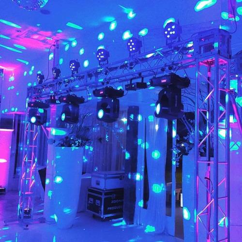 servicio de disc jockey-sonido/iluminacion zona sur burzaco