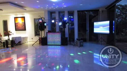 servicio de discomovil, karaoke, letras 3d desde $50