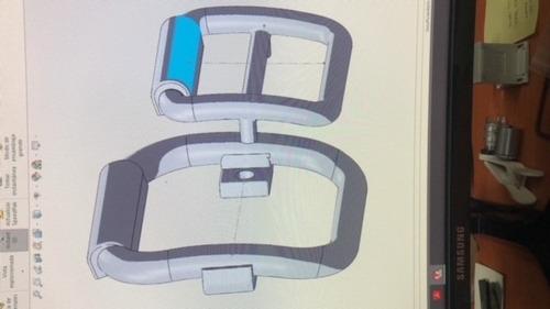 servicio de diseño e impresión 3d dlp/sla (resina - um)
