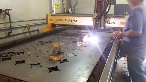 servicio de diseño y corte cnc plasma