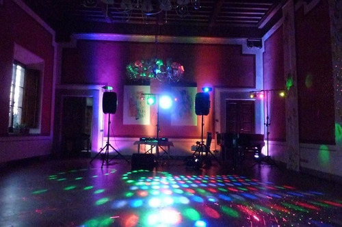 servicio de dj - fiesta para 80 personas - zona norte