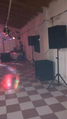 servicio de dj para eventos!! todo zona sur!!