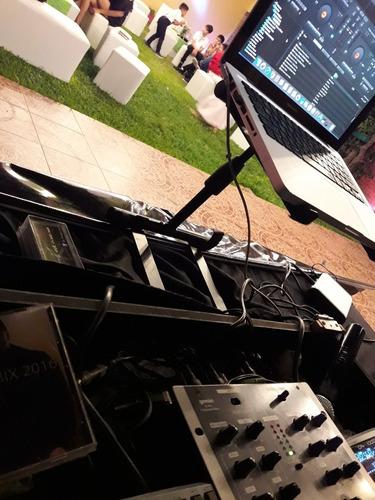 servicio de dj - sonido e iluminacion y pantallas