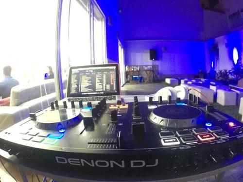 servicio de dj y alquiler de equipo de sonido, karaoke.