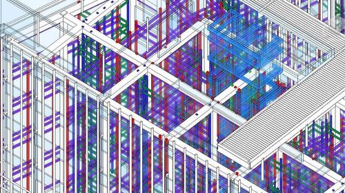 servicio de elaboración de modelos bim en autodesk revit