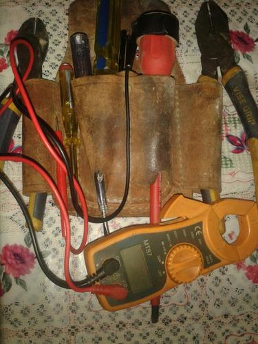 servicio de electricidad y plomeria cctv. tsu instructor inc