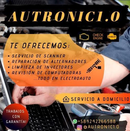 servicio de electroauto profesional