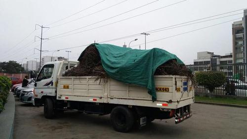 servicio de eliminación de desmonte