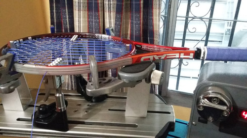 servicio de encordados raquetas de tenis
