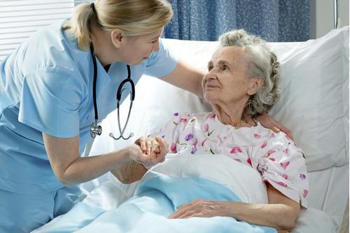servicio de enfermeras a domicilio 24 horas