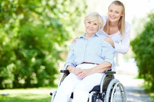 servicio de enfermería a domicilio