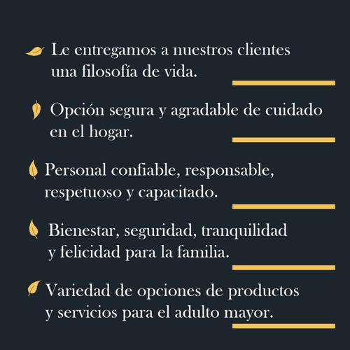 servicio de enfermeria y cuidado a domicilio