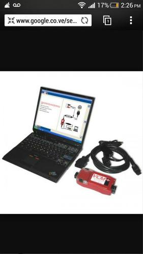 servicio de escaneo. ford ids vcm