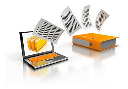 servicio de escaneo y digitalización de documentos
