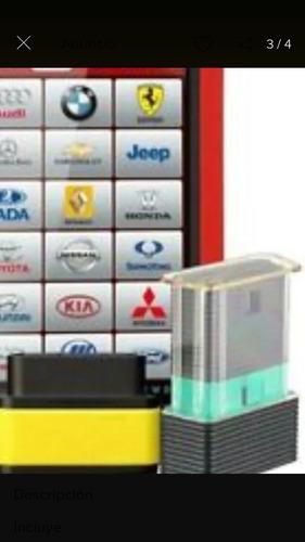 servicio de escaner automotriz escaneo domicilio fallas