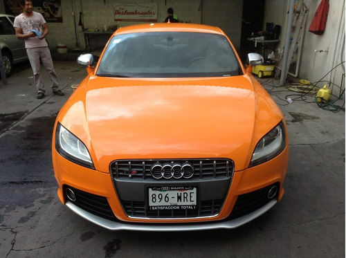 servicio de estética automotriz y car detailing high-end #1