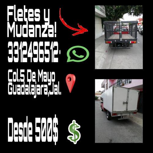 servicio de fletes guadalajara