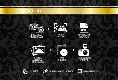 servicio de foto y video - 4k hd $19.000 1/2 hora.