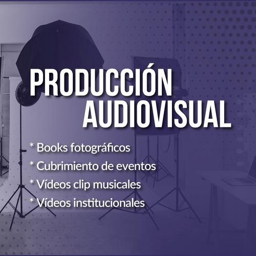 servicio de fotografía y video