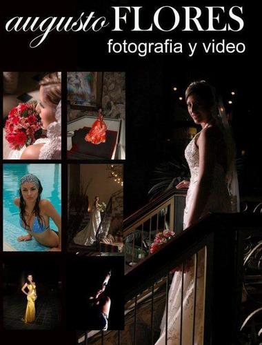 servicio de fotografía y vídeo profesional
