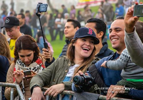 servicio de fotografía y video profesional