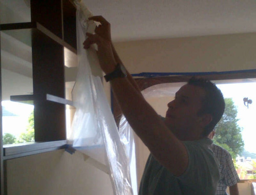 servicio de fumigación 100% termitas ácaros gorgojos polilla