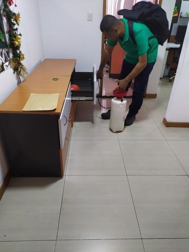 servicio de fumigacion autorizada permiso sanitario dd1050