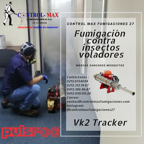 servicio de fumigacion chiripas cucarachas pulgas termitas