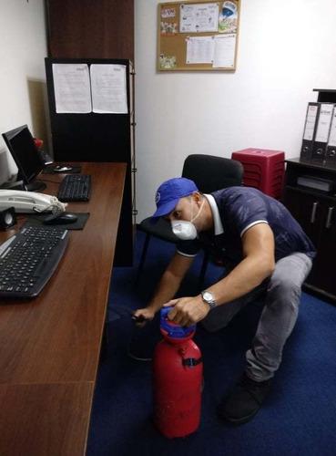 servicio de fumigación chiripas termitas  pulgas garrapatas