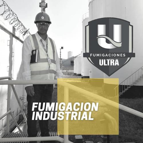 servicio de fumigacion industrial carabobo valencia