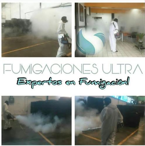 servicio de fumigación insai industrial y comercial insai