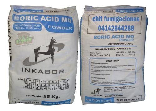 servicio de fumigacion vnt de boric acid acido borico  peru