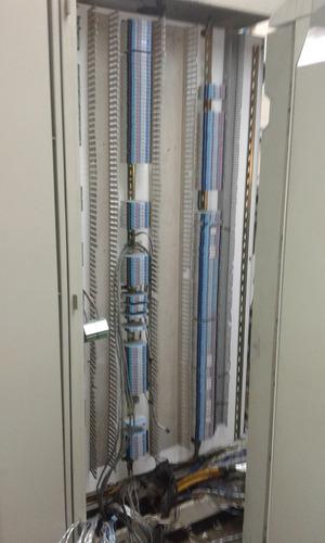 servicio de fusionado de fibra óptica.