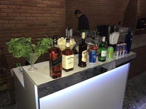 servicio de garzones y bartender en santiago
