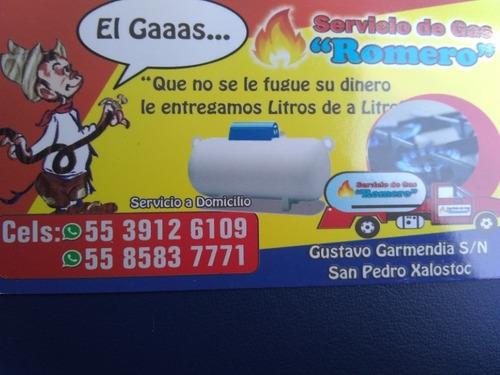 servicio de gas lp para estacoonarios