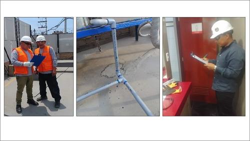 servicio de gasfiteria, plomería, refrigeración, soldadura
