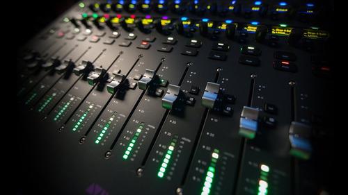 servicio de grabacion, mezcla y mastering.